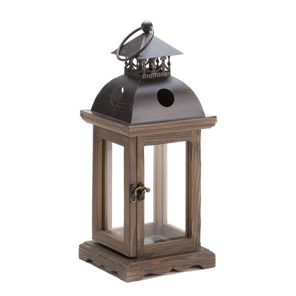 Lanterns & Candle Lanterns You'll Love Pertaining To Outdoor Lanterns With Timers (View 13 of 15)