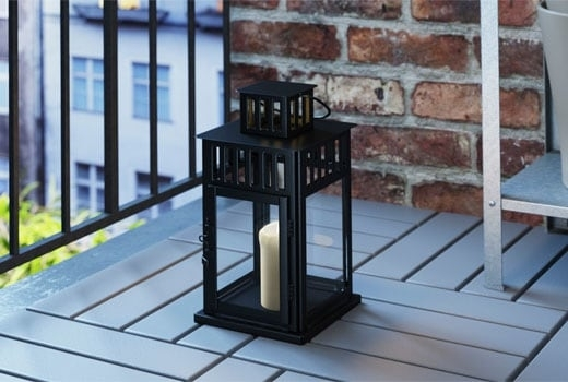 Inspiration about Lanterns With Regard To Ikea Outdoor Lanterns (#12 of 15)