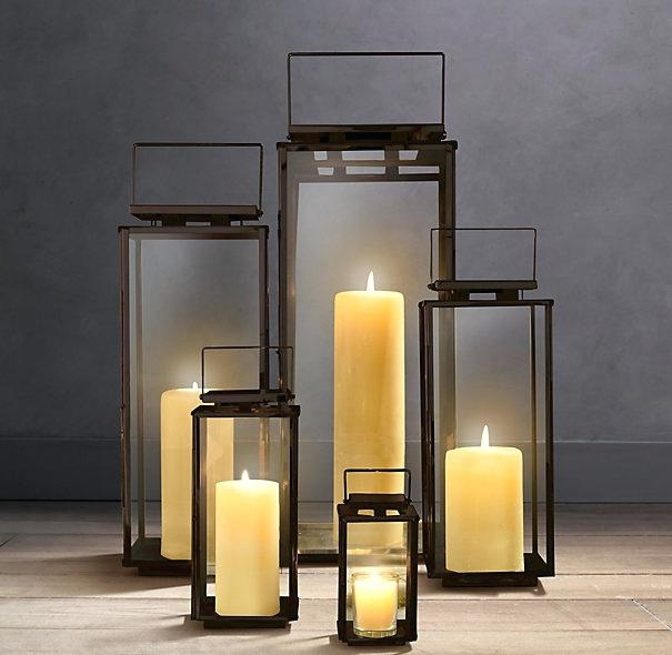 Large Outdoor Lanterns Flash And Lighting Decor Look Amazon With Regard To Outdoor Lanterns At Amazon (View 7 of 15)