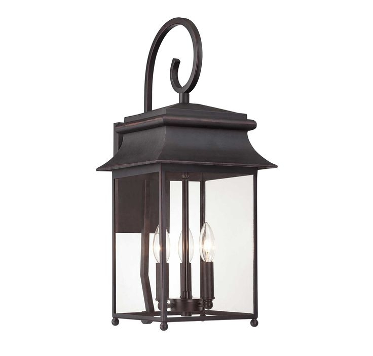 Inspiration about Large Outdoor Lanterns – Pixball Inside Black Outdoor Lanterns (#12 of 15)