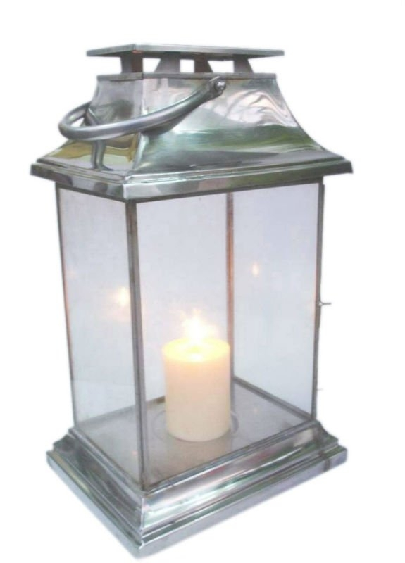 Large Outdoor Lanterns,large Garden Lantern,outdoor Pillar Lantern Pertaining To Outdoor Pillar Lanterns (#7 of 15)