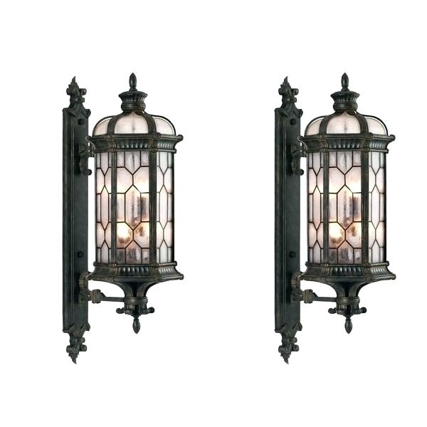 Large Outdoor Wall Lights – Chrisroland Intended For Large Outdoor Wall Lanterns (View 14 of 15)
