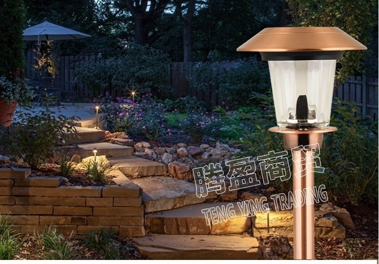 Inspiration about Lawn Lights Outdoor Waterproof Aluminum Garden Lights Led Landscape Inside Outdoor Lawn Lanterns (#12 of 15)
