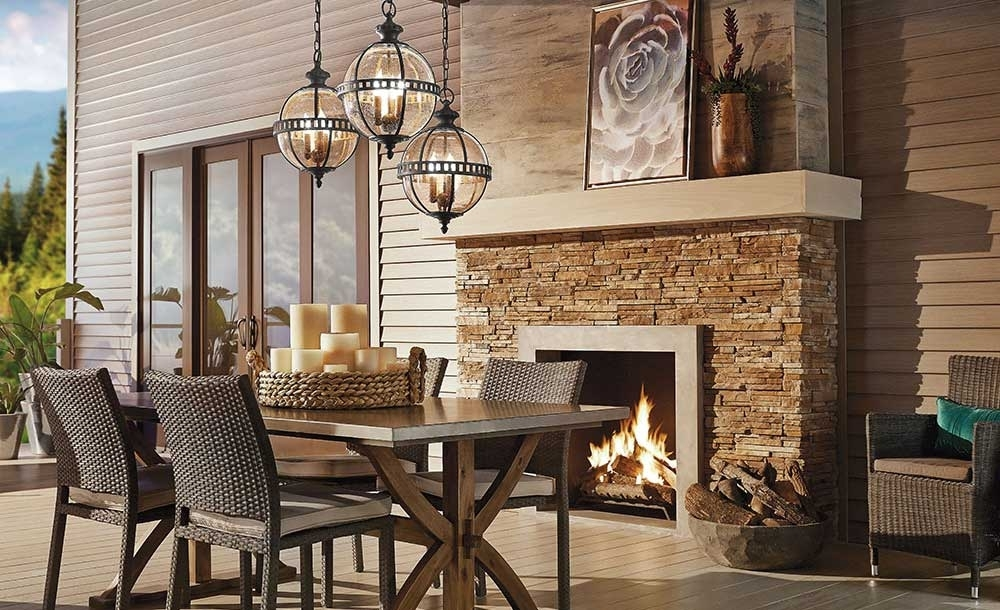 Learn About Outdoor Lighting From Kichler Lighting Experts In Outdoor Dining Lanterns (View 6 of 15)