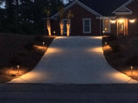 Led Driveway Lighting Ideas – Missouri City Ballet Inside Outdoor Driveway Lanterns (View 13 of 15)