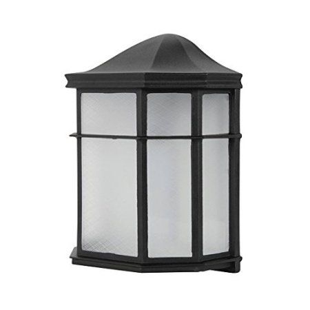 Inspiration about Led Outdoor Lantern, Acrylic Lens, 9 1/2 In., Black, Uses (1) 9 Watt With Led Outdoor Lanterns (#11 of 15)