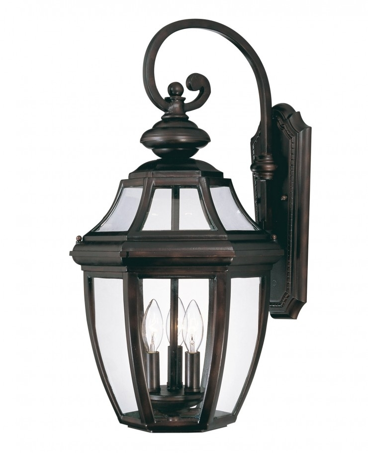 Inspiration about Lighting: Stunning Outdoor Lights Lowes For Your Outdoor Lighting Pertaining To Outdoor Lanterns At Lowes (#10 of 15)