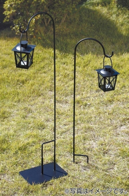 Livingut | Rakuten Global Market: Lantern Outdoor Holder 2 Way Stand For Outdoor Standing Lanterns (View 7 of 15)