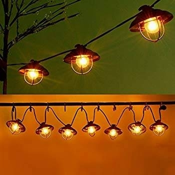 Inspiration about Lovely Amazon Com Patio String Lights Oil Lantern Style Indoor For In Outdoor Oil Lanterns For Patio (#15 of 15)