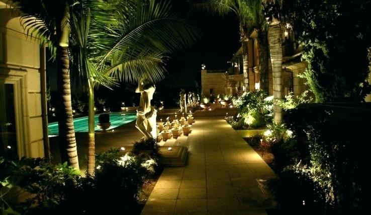 Low Voltage Landscape Lights Led Big Advantages Low Voltage Lighting Within Outdoor Low Voltage Lanterns (#9 of 15)