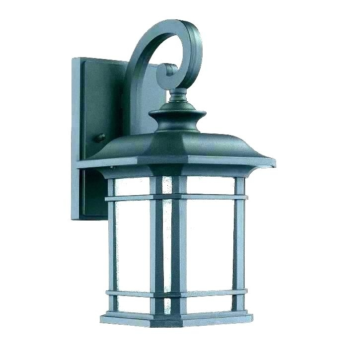 Inspiration about Lowes Exterior Light Fixture Exterior Light Fixture Exterior In Outdoor Lanterns At Lowes (#9 of 15)