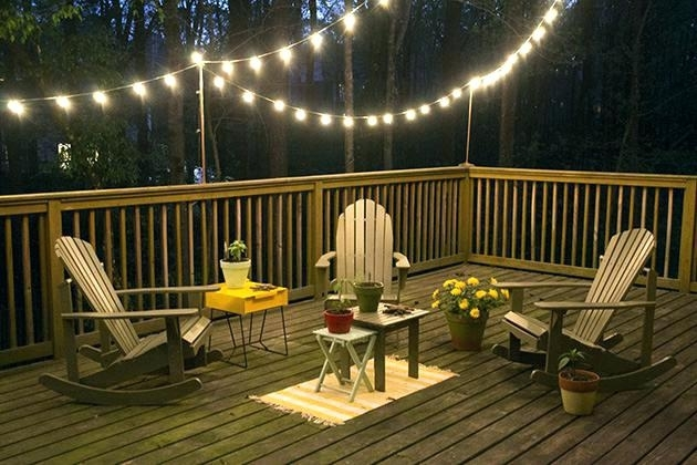 Lowes Low Voltage Deck Lighting – Usabilityuk Inside Outdoor Deck Lanterns (View 3 of 15)