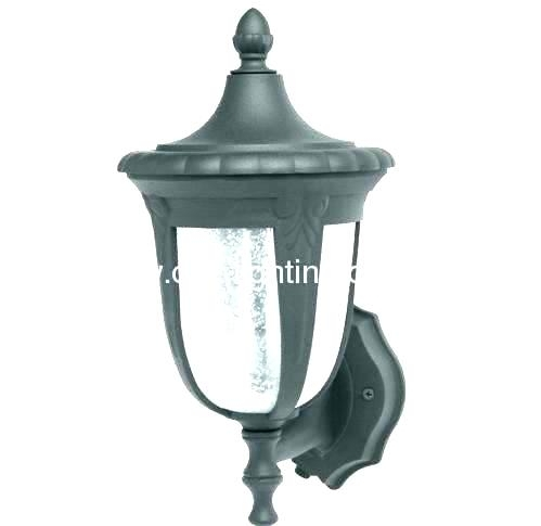 Lowes Outdoor Wall Lights Outdoor Lanterns Led Outdoor Wall Lights Within Outdoor Lanterns At Lowes (View 8 of 15)