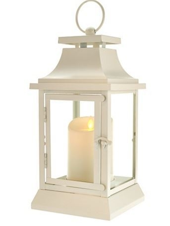 "Inspiration about Luminara 16"" Heritage Indoor Outdoor Lantern With Flameless Candle Inside Outdoor Lanterns With Flameless Candles (#13 of 15)"