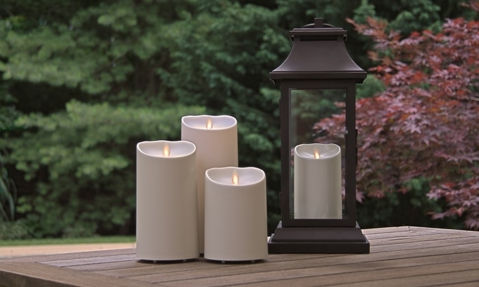 "Luminara 5"" Flameless Candles 