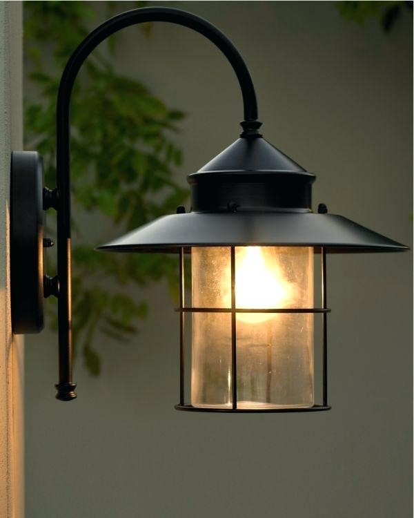 Inspiration about Luxury Outdoor Lighting Fixtures Wall Mounted Inspiring Outdoor With Wall Mounted Outdoor Lanterns (#9 of 15)
