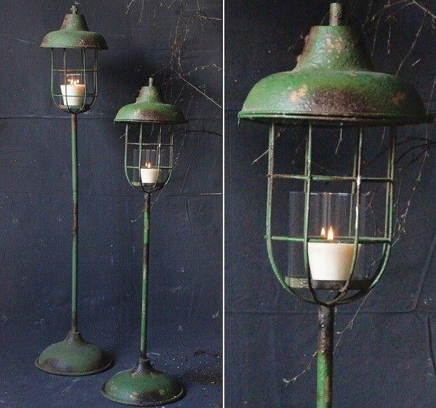 Inspiration about Metal Standing Lantern Pillar Holders | #1 | Pinterest | Candle Regarding Outdoor Standing Lanterns (#7 of 15)