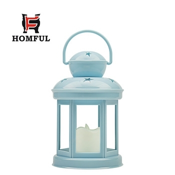 Mini Garden And Outdoor Led Candle Lantern Holder Led Camping In Outdoor Lanterns With Led Candles (View 12 of 15)