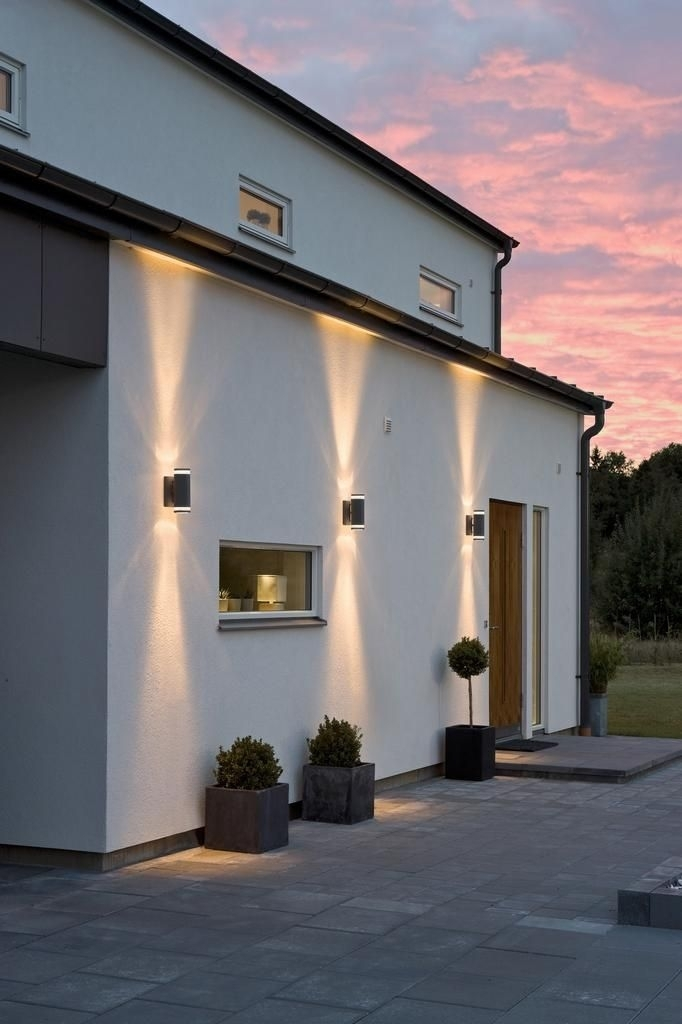 Inspiration about Modena Dubbel Fasadbelysning | Bold Messy | Pinterest | Lights, Wall In Outdoor House Lanterns (#10 of 15)