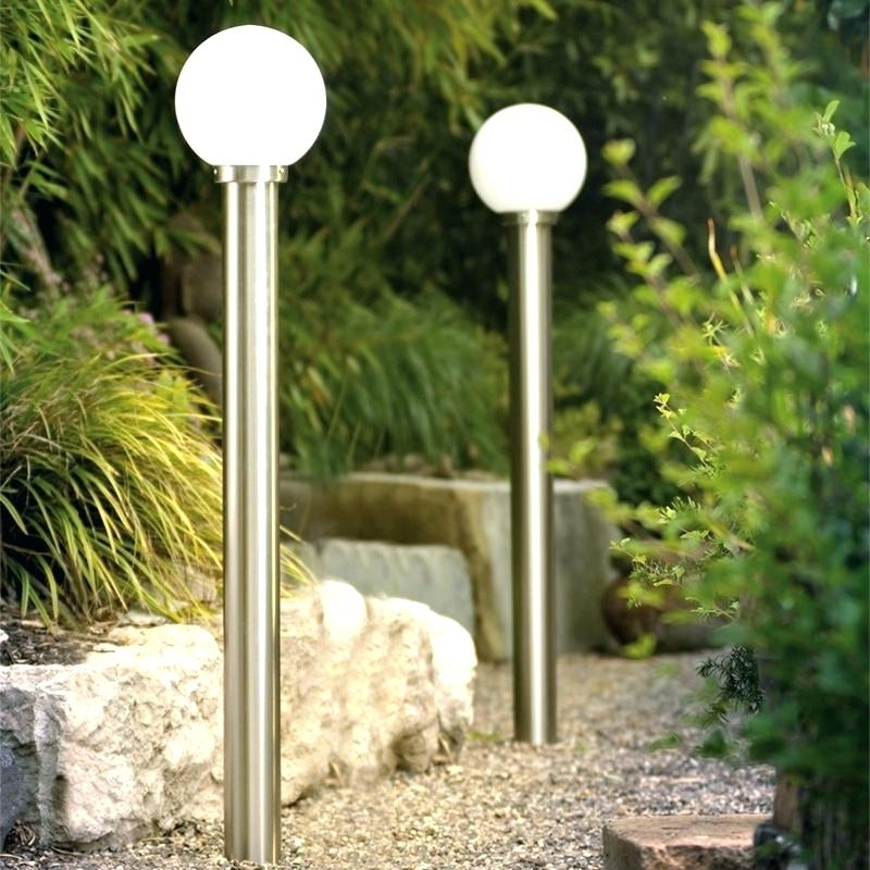 Inspiration about Modern Garden Lamp Post Modern Garden Lamp Post Lights Outdoor Pole In Outdoor Pole Lanterns (#2 of 15)