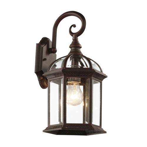 Modern Rust Resistant Outdoor Lighting | Bellacor Regarding Rust Proof Outdoor Lanterns (View 3 of 15)