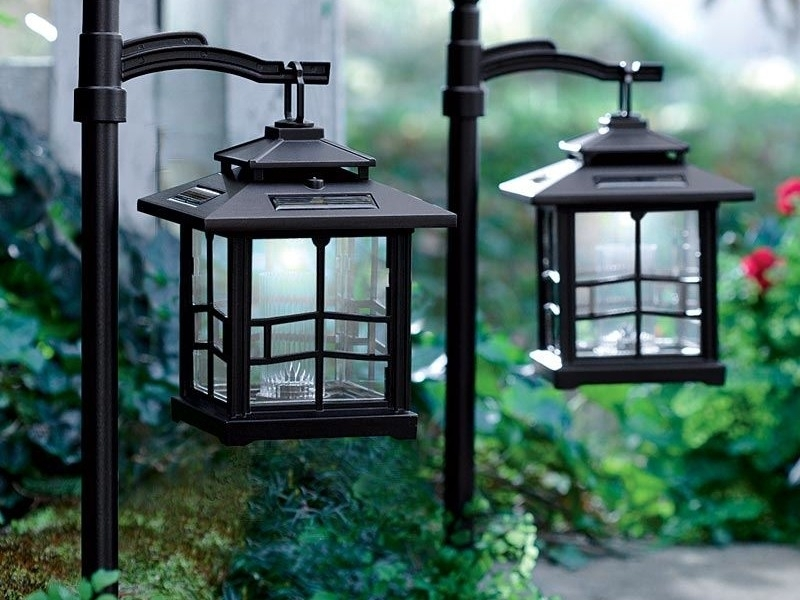 Inspiration about Modern Solar Outdoor Lanterns : Life On The Move – Solar Outdoor Pertaining To Jumbo Outdoor Lanterns (#12 of 15)