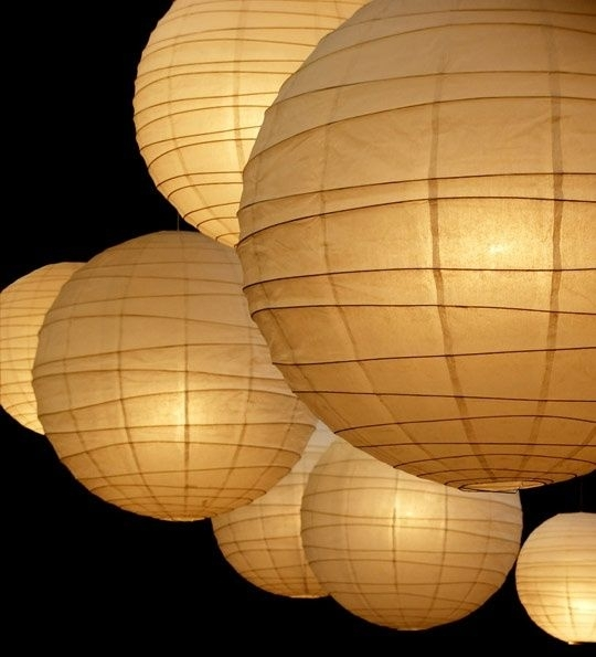 Inspiration about Mood Setting Outdoor Lighting | Pinterest | Light Globes, Minimalist Throughout Outdoor Hanging Japanese Lanterns (#15 of 15)