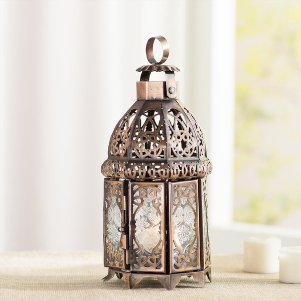 Inspiration about Moroccan Lanterns | Wayfair For Outdoor Indian Lanterns (#13 of 15)