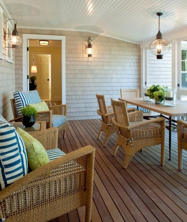 Nautical Lanterns Add Character To Contemporary Homes | Blog For Outdoor Nautical Lanterns (View 7 of 15)