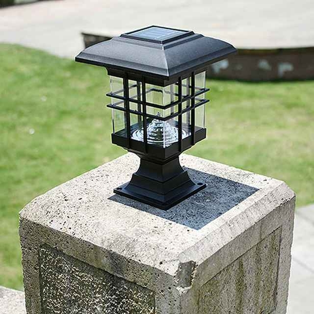 New 50 Outdoor Post Lighting Fixtures 2018 Lighting Reference From Intended For Outdoor Lanterns For Pillars (#5 of 15)