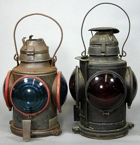 Old Railroad Lanterns | More Inspiration For Tattoos (View 3 of 15)