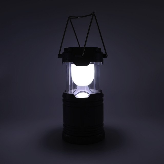 On Sale Black Portable Camping Lantern Emergency Camping Lanterns Regarding Waterproof Outdoor Lanterns (View 6 of 15)