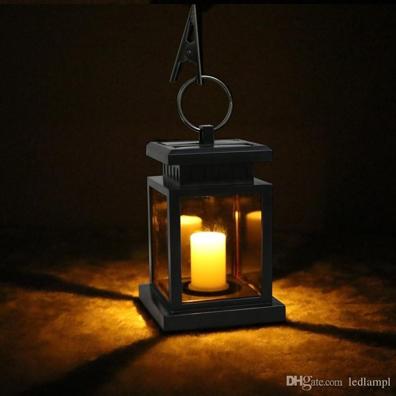Online Cheap Waterproof Flickering Flameless Solar Led Candle Light In Outdoor Lanterns With Led Candles (View 15 of 15)