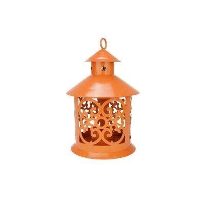 Orange – Outdoor Lanterns – Outdoor Torches – The Home Depot Intended For Outdoor Orange Lanterns (#12 of 15)