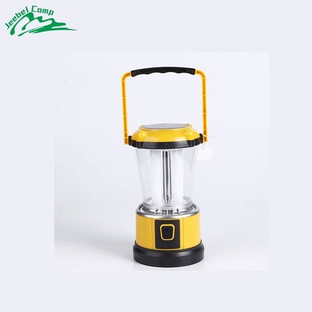 Outdoor 180Lm Hiking Camping Led Night Light Portable Yellow Led Inside Yellow Outdoor Lanterns (#10 of 15)