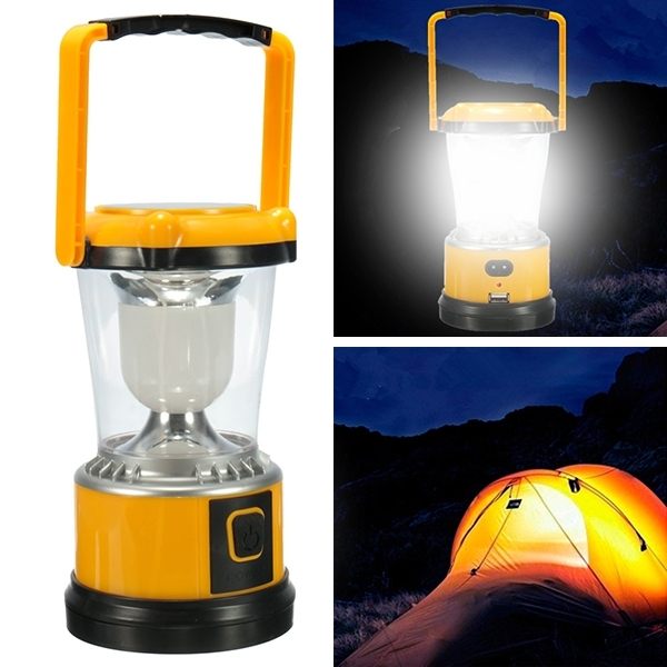 Outdoor Camping Hiking Light Lantern Solar Led Lamp Usb Rechargeable With Outdoor Rechargeable Lanterns (View 7 of 15)