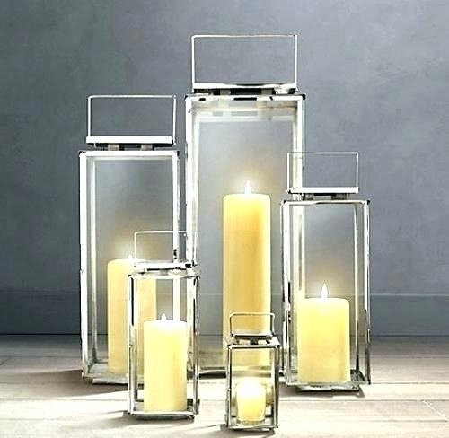 Outdoor Candle Lanterns Breathtaking Candle Lanterns For Outdoor In Outdoor Lanterns And Candles (View 11 of 15)