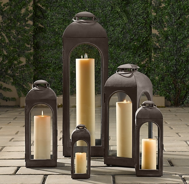 Outdoor Candle Lanterns For Patio Elegant Outdoor Candle Lanterns Inside Outdoor Candle Lanterns For Patio (View 2 of 15)