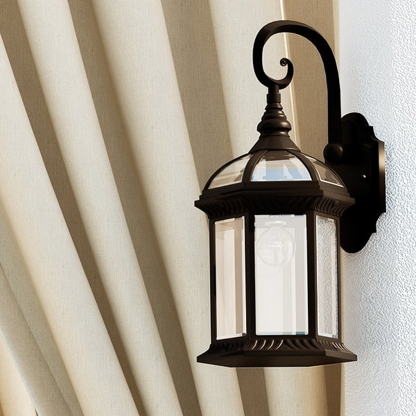 Outdoor Carriage Lights | Wayfair In Gold Coast Outdoor Lanterns (View 11 of 15)