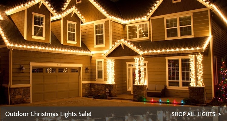 Outdoor Christmas Decorations In Outdoor Xmas Lanterns (View 6 of 15)