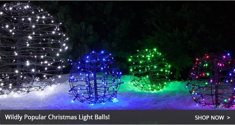 Outdoor Christmas Decorations Within Outdoor Christmas Rope Lanterns (#8 of 15)