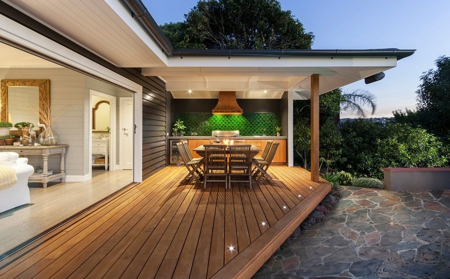 Outdoor Deck Lighting Illuminate Your With Ideas Carehomedecor Within Outdoor Deck Lanterns (#9 of 15)