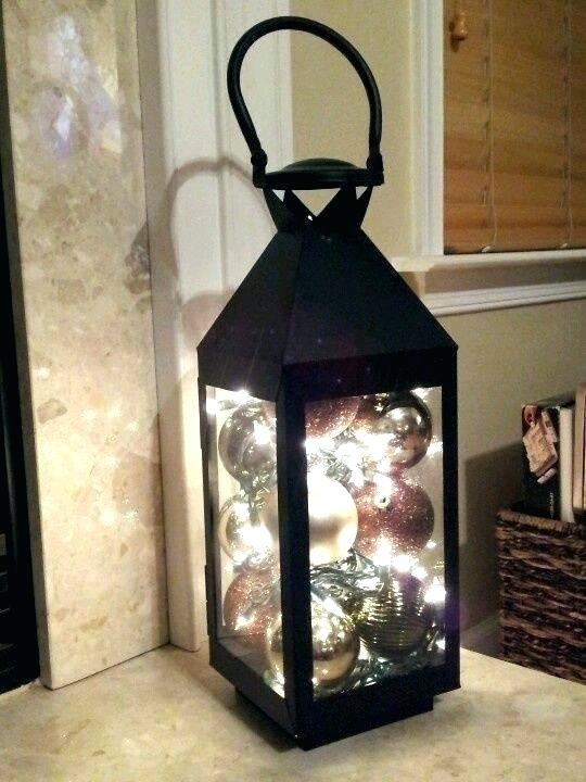 Outdoor Decorative Lantern Large Decorative Lanterns Outdoor With Regard To Outdoor Decorative Lanterns (View 12 of 15)