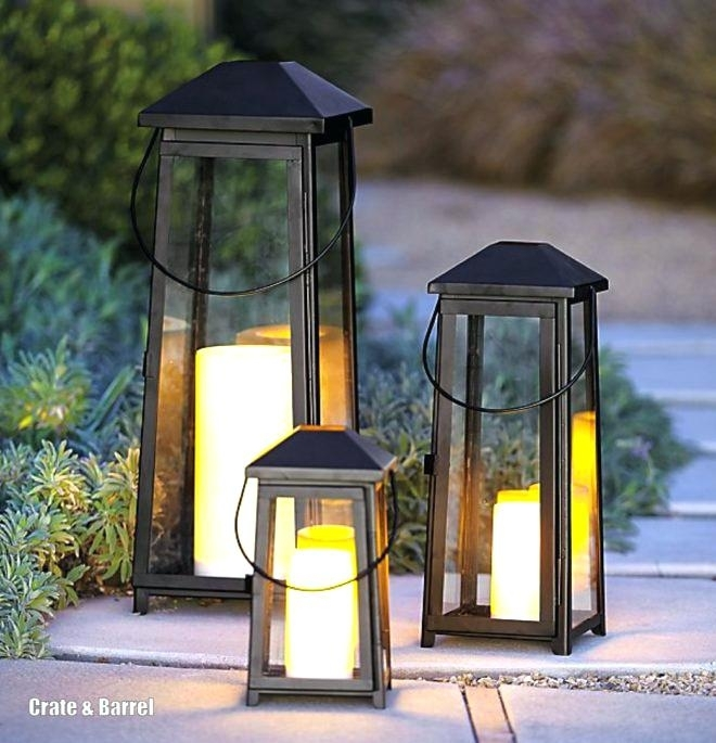 Outdoor Decorative Lanterns Decorative Outdoor Lanterns Outdoor With Outdoor Decorative Lanterns (View 7 of 15)