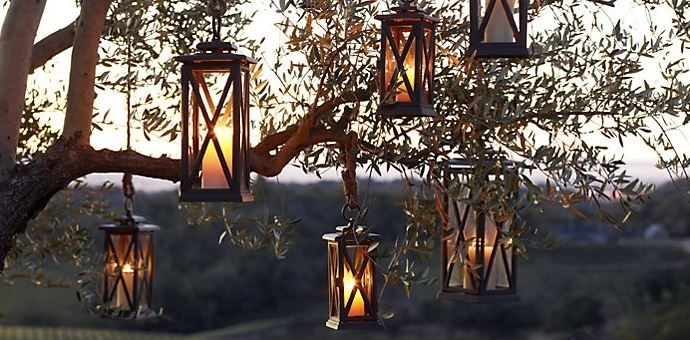 Outdoor Furniture Trends 2014? Think Cast Iron Lanterns Like These Pertaining To Outdoor Cast Iron Lanterns (View 9 of 15)