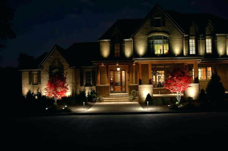 Outdoor House Light Best Outdoor Residential Fixtures And Outdoor For Outdoor Lanterns For House (#8 of 15)