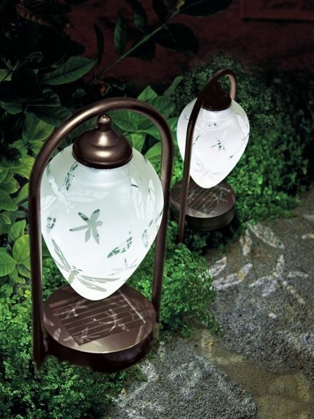 Outdoor Hummingbird Solar Lights Best Of Outdoor Battery Lanterns Within Outdoor Battery Lanterns For Patio (View 7 of 15)