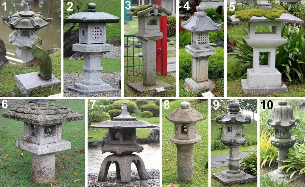 Outdoor Japanese Stone Lanterns — Smart Architechtures : Stunning Throughout Outdoor Japanese Lanterns (View 6 of 15)