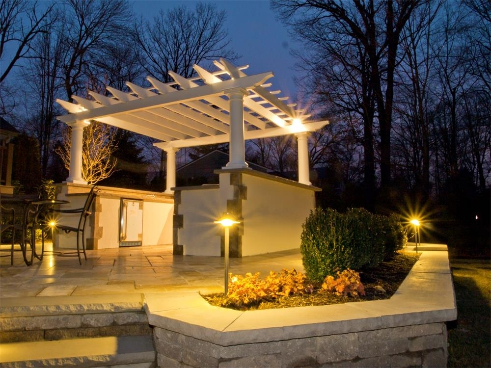 Outdoor Landscape Lighting Bergen County Led Commercial Residential For Outdoor Yard Lanterns (#5 of 15)