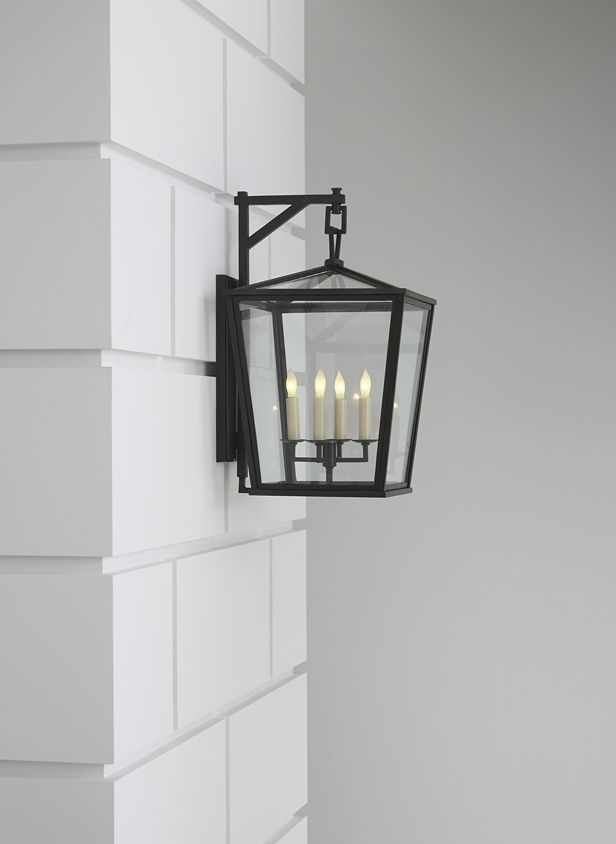 Outdoor Lantern Light Fixture – Outdoor Lighting Ideas Throughout Black Outdoor Lanterns (View 5 of 15)